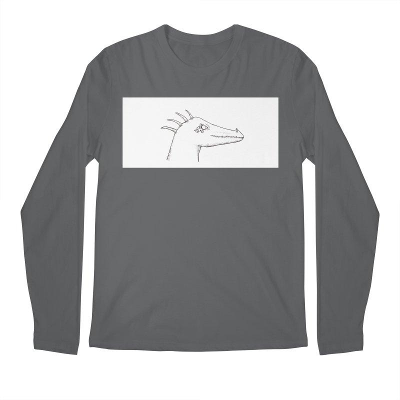 Derek Men's Regular Longsleeve T-Shirt by wchwriter's Artist Shop