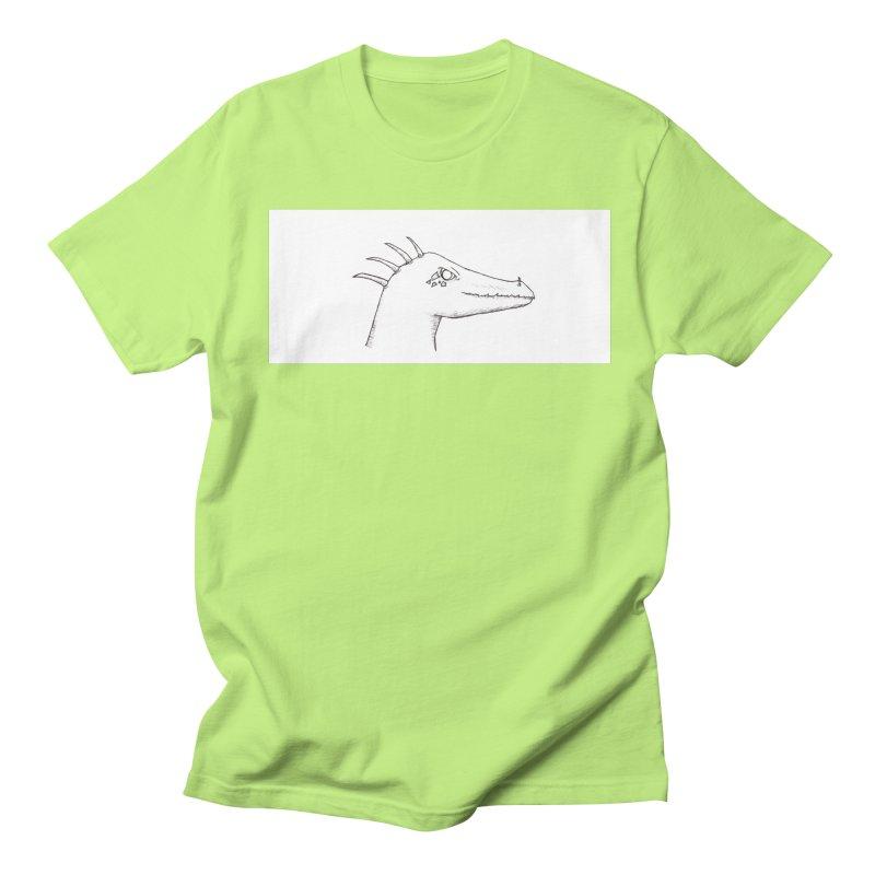 Derek Women's Regular Unisex T-Shirt by wchwriter's Artist Shop