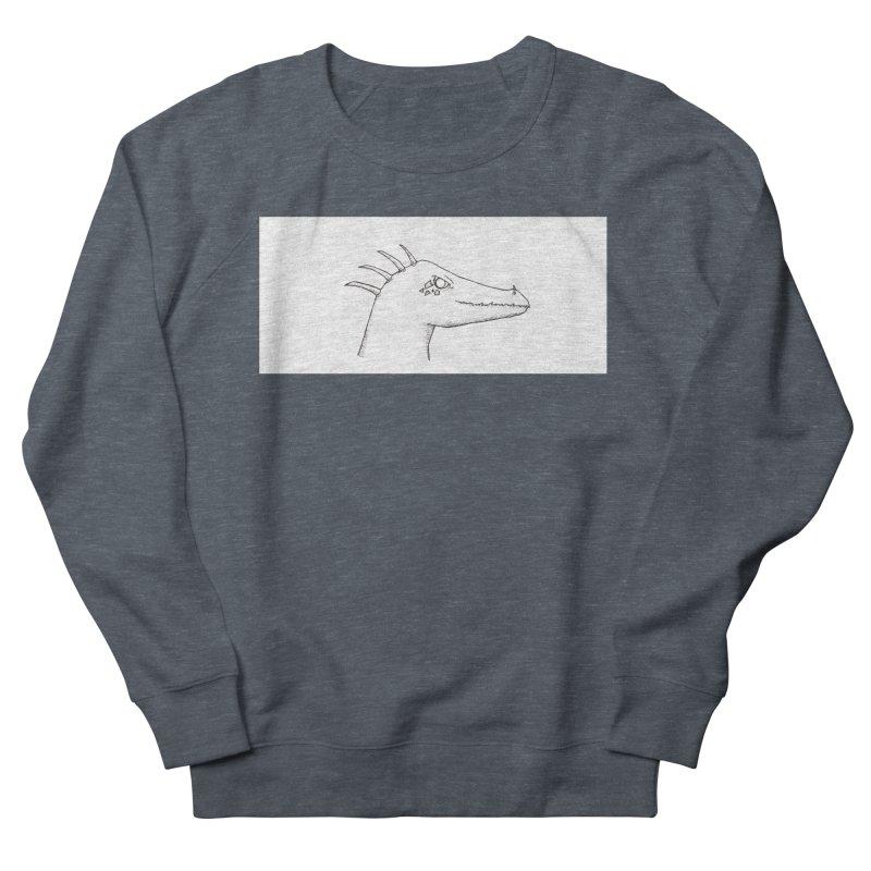 Derek Women's French Terry Sweatshirt by wchwriter's Artist Shop