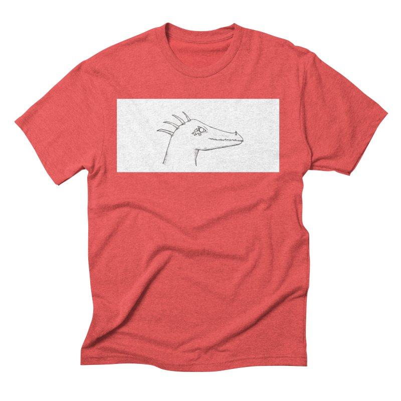 Derek Men's Triblend T-Shirt by wchwriter's Artist Shop