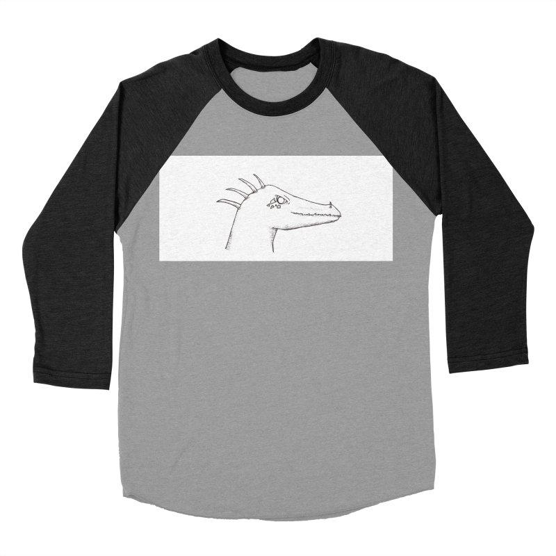 Derek Women's Baseball Triblend Longsleeve T-Shirt by wchwriter's Artist Shop
