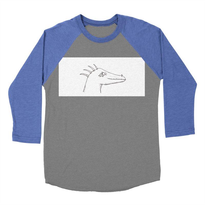 Derek Men's Baseball Triblend Longsleeve T-Shirt by wchwriter's Artist Shop