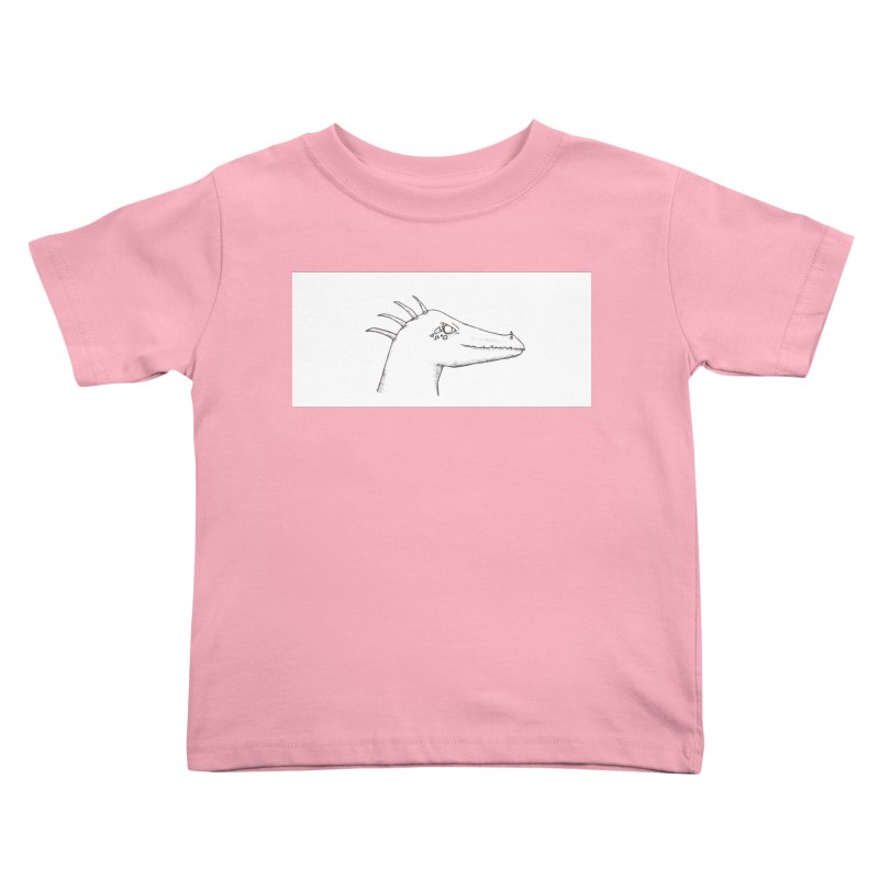 Derek Kids Toddler T-Shirt by wchwriter's Artist Shop