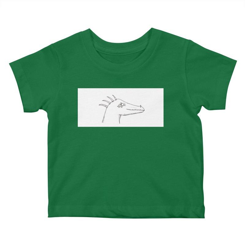 Derek Kids Baby T-Shirt by wchwriter's Artist Shop