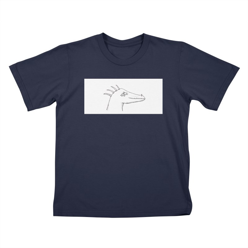 Derek Kids T-Shirt by wchwriter's Artist Shop