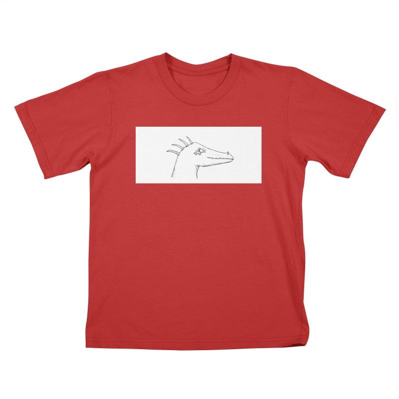 Derek Kids T-Shirt by wchwriter's Artist Shop