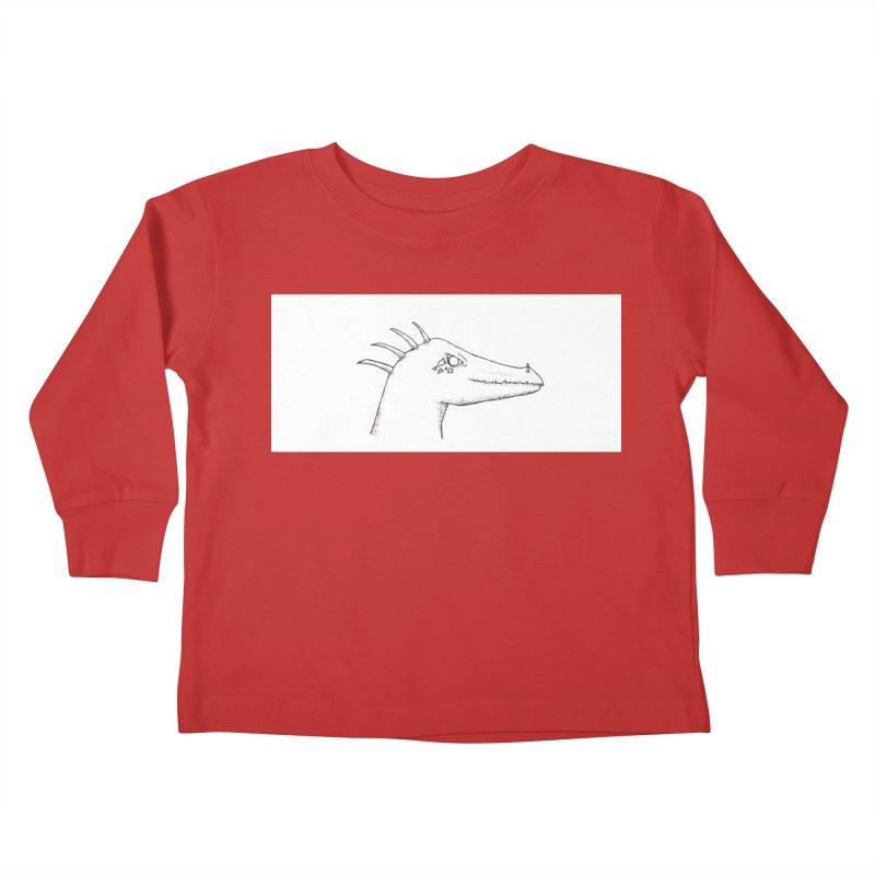 Derek Kids Toddler Longsleeve T-Shirt by wchwriter's Artist Shop