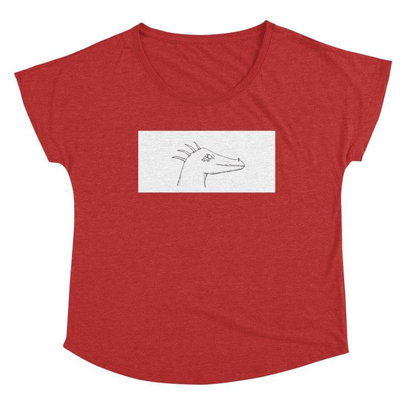 Derek Women's Scoop Neck by wchwriter's Artist Shop