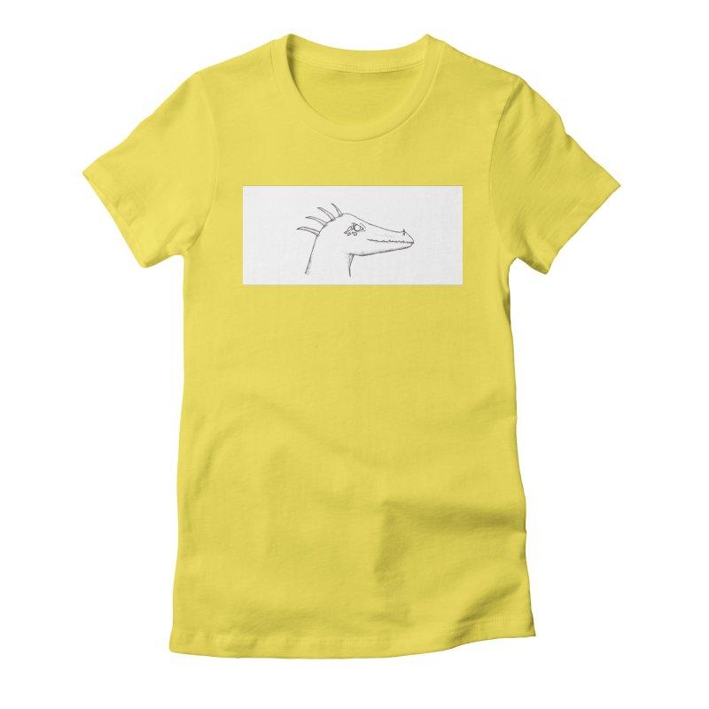 Derek Women's Fitted T-Shirt by wchwriter's Artist Shop