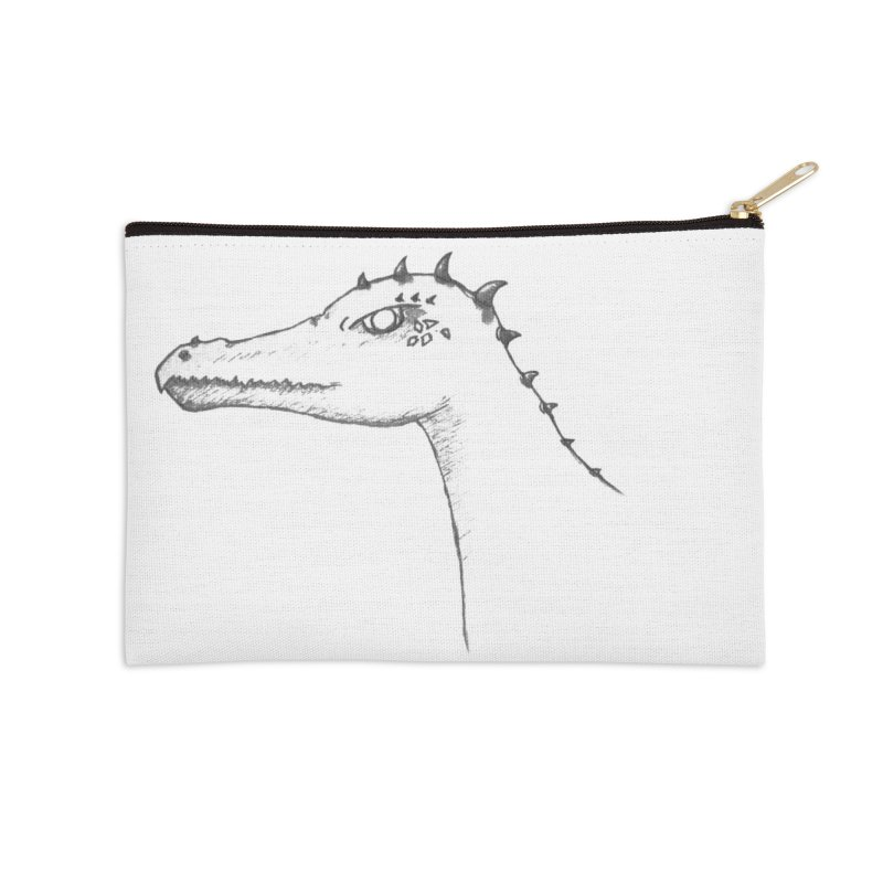 Frank Accessories Zip Pouch by wchwriter's Artist Shop
