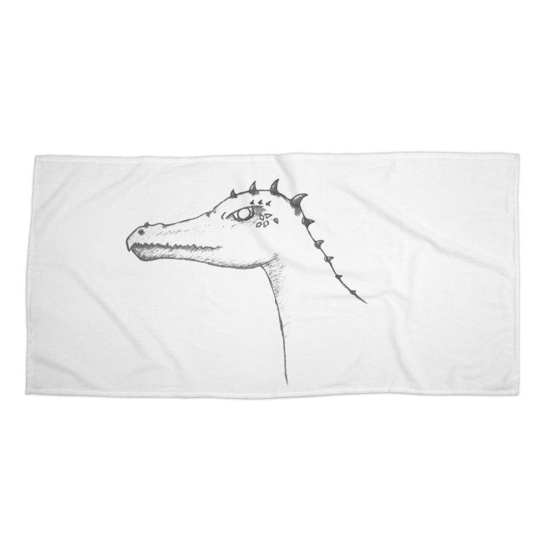 Frank Accessories Beach Towel by wchwriter's Artist Shop