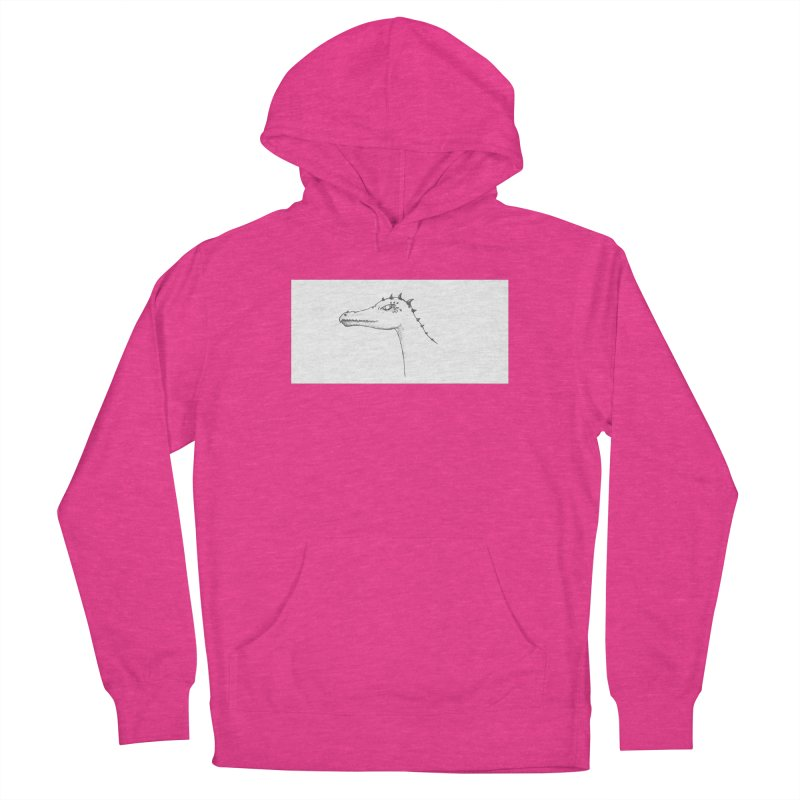 Frank Women's French Terry Pullover Hoody by wchwriter's Artist Shop