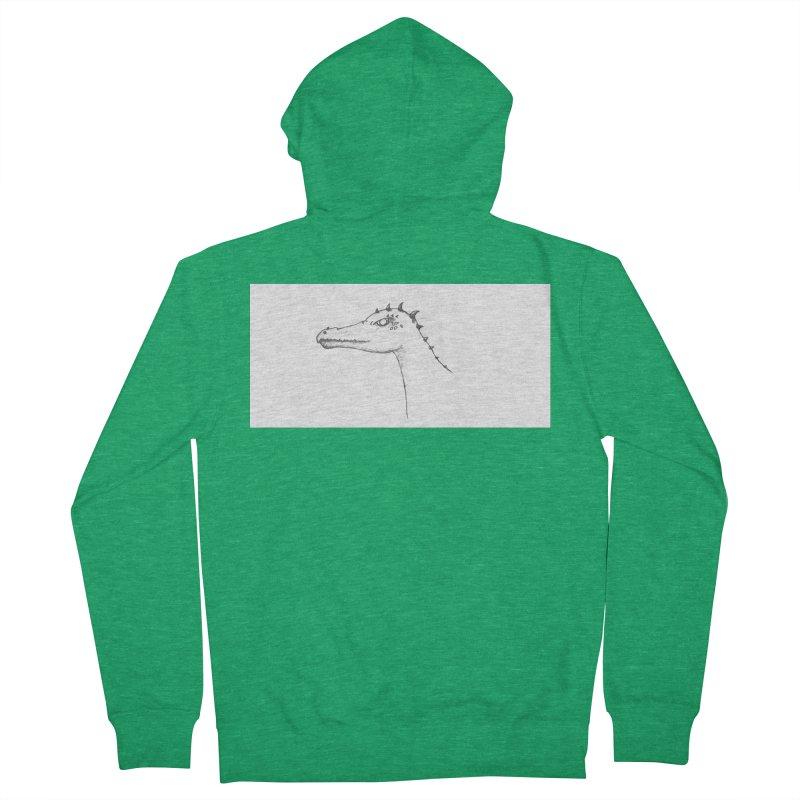 Frank Men's Zip-Up Hoody by wchwriter's Artist Shop
