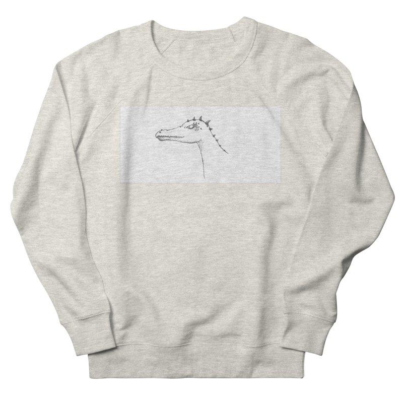 Frank Men's French Terry Sweatshirt by wchwriter's Artist Shop