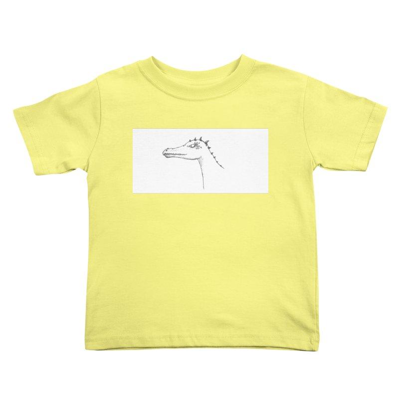 Frank Kids Toddler T-Shirt by wchwriter's Artist Shop
