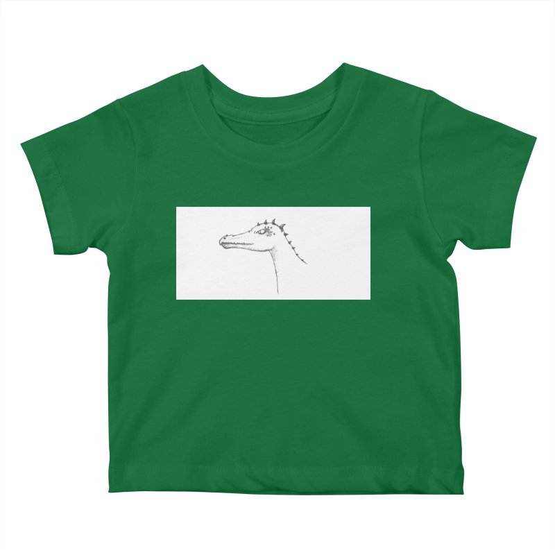 Frank Kids Baby T-Shirt by wchwriter's Artist Shop