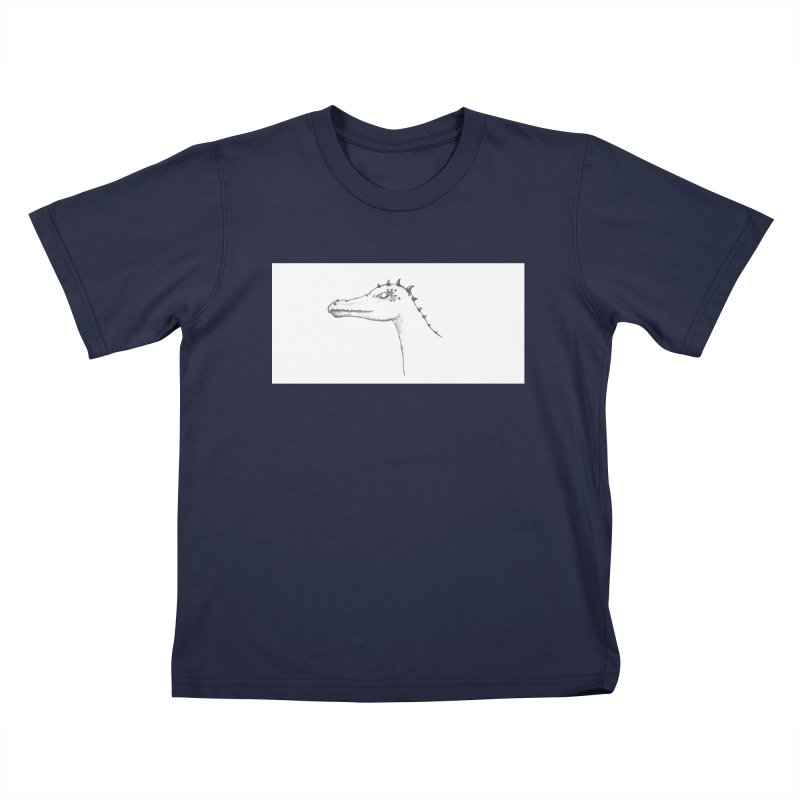 Frank Kids T-Shirt by wchwriter's Artist Shop