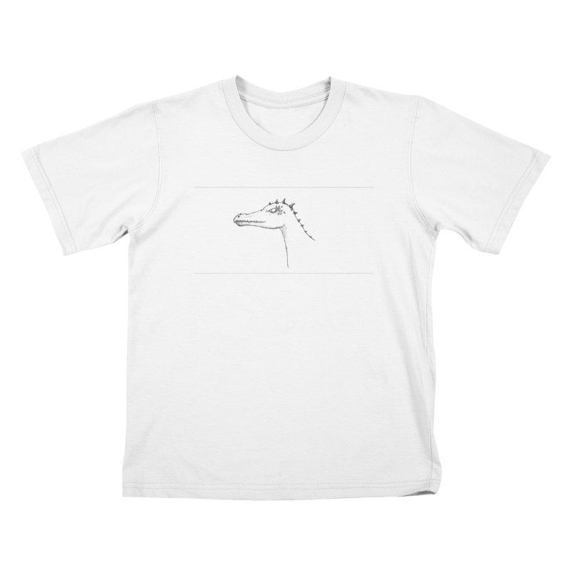 Frank Kids T-Shirt by wchwriter's Artist Shop