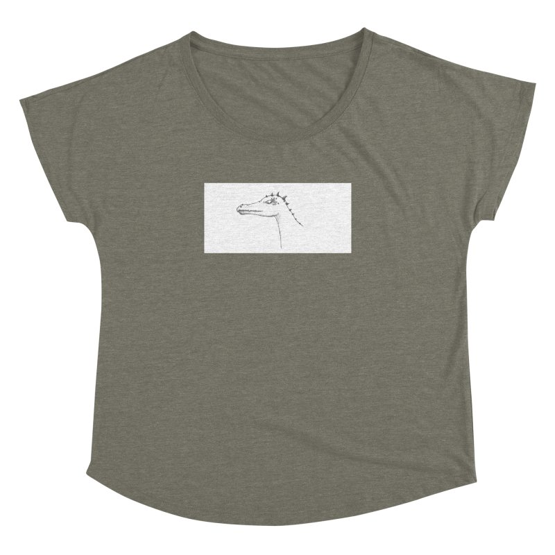 Frank Women's Dolman Scoop Neck by wchwriter's Artist Shop