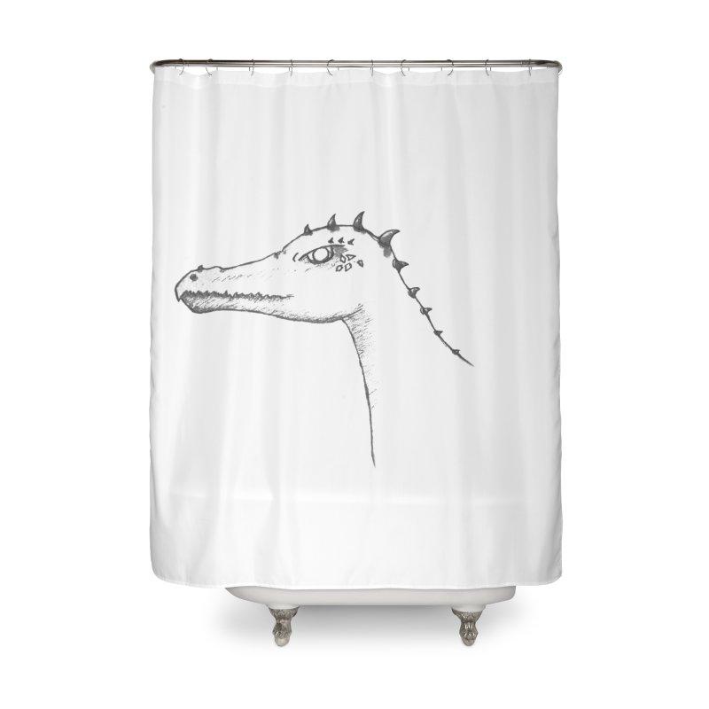 Frank Home Shower Curtain by wchwriter's Artist Shop