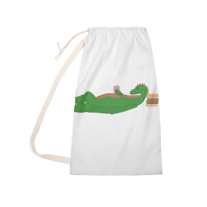 Dragon Reader Accessories Bag by wchwriter's Artist Shop