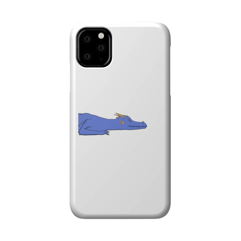 Dragon Resting Accessories Phone Case by wchwriter's Artist Shop