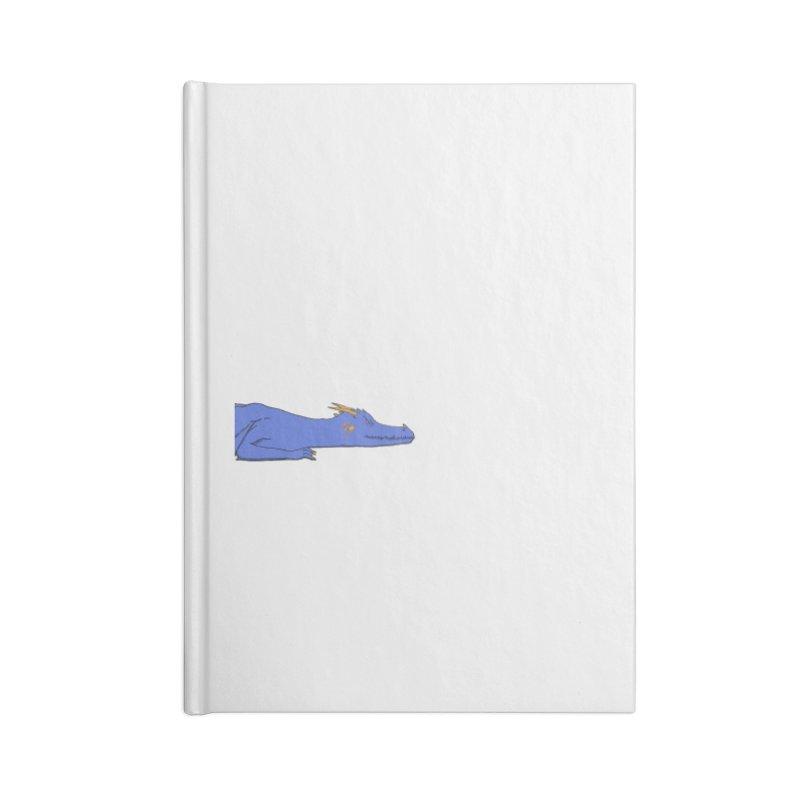 Dragon Resting Accessories Notebook by wchwriter's Artist Shop