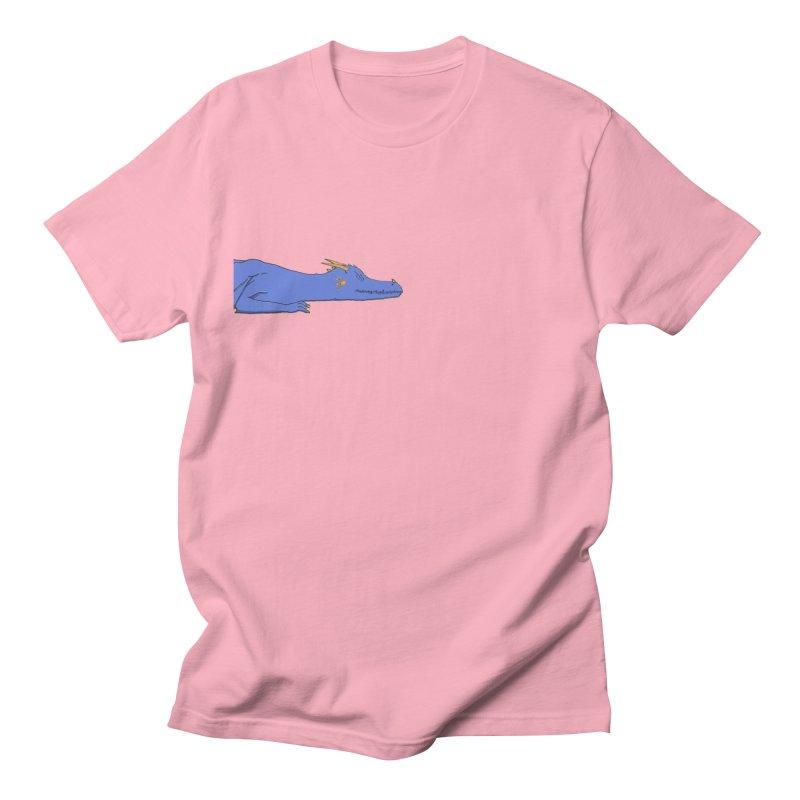 Dragon Resting Men's T-Shirt by wchwriter's Artist Shop