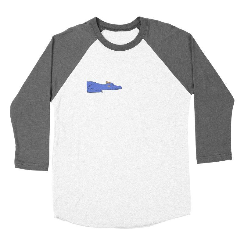 Dragon Resting Women's Longsleeve T-Shirt by wchwriter's Artist Shop