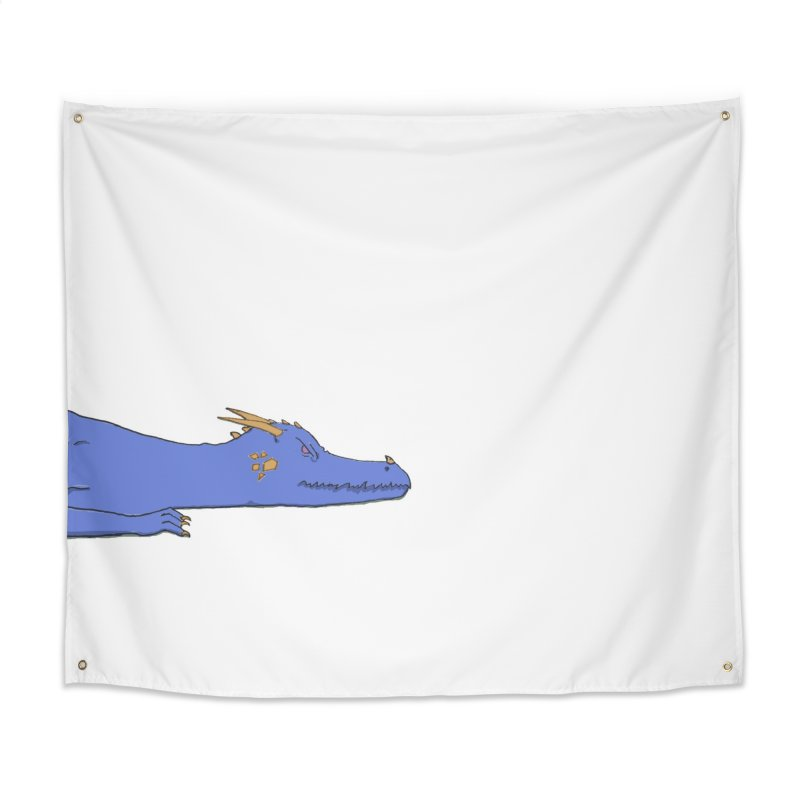 Dragon Resting Home Tapestry by wchwriter's Artist Shop