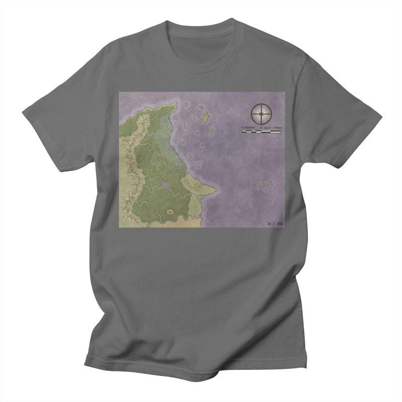 North Eastern Verlese Men's T-Shirt by wchwriter's Artist Shop