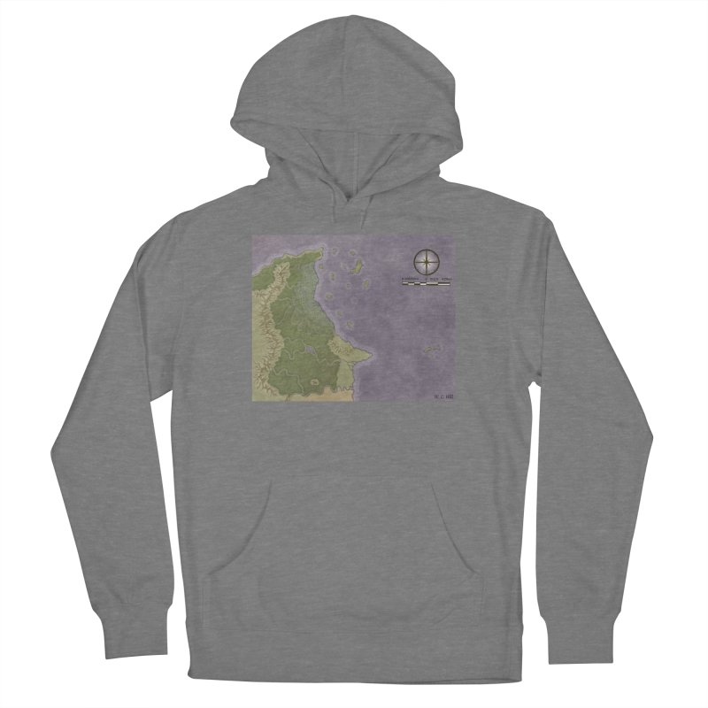 North Eastern Verlese Women's Pullover Hoody by wchwriter's Artist Shop