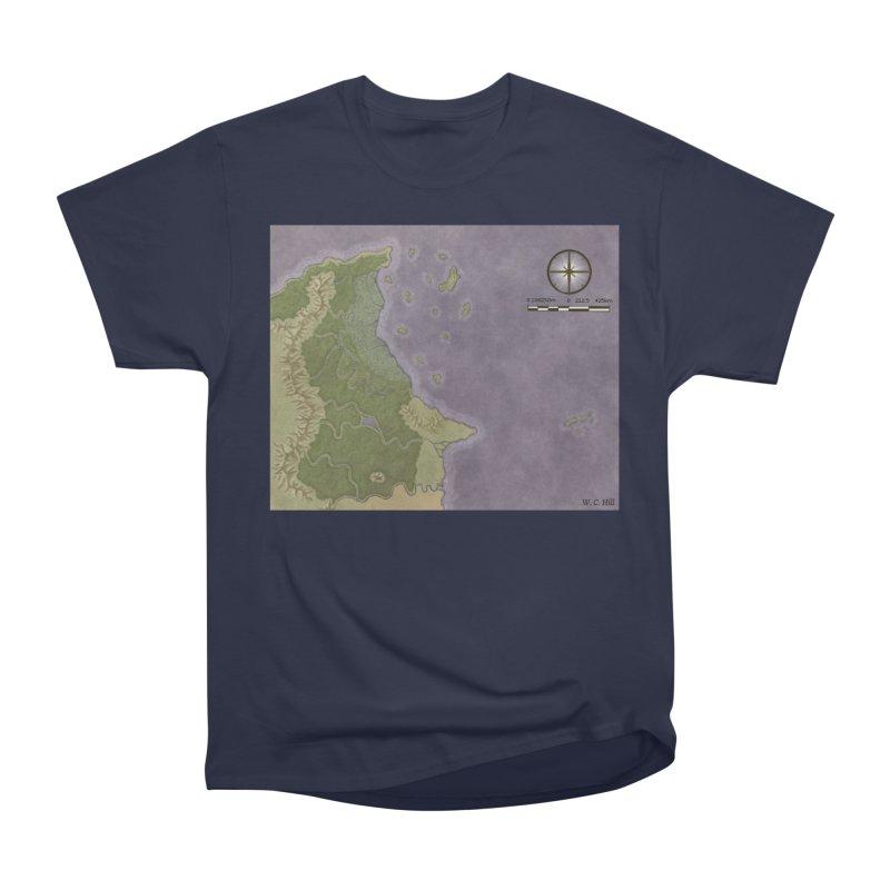 North Eastern Verlese Men's Heavyweight T-Shirt by wchwriter's Artist Shop