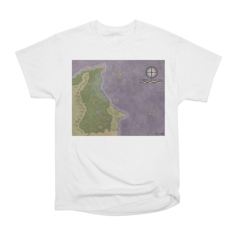 North Eastern Verlese Women's T-Shirt by wchwriter's Artist Shop