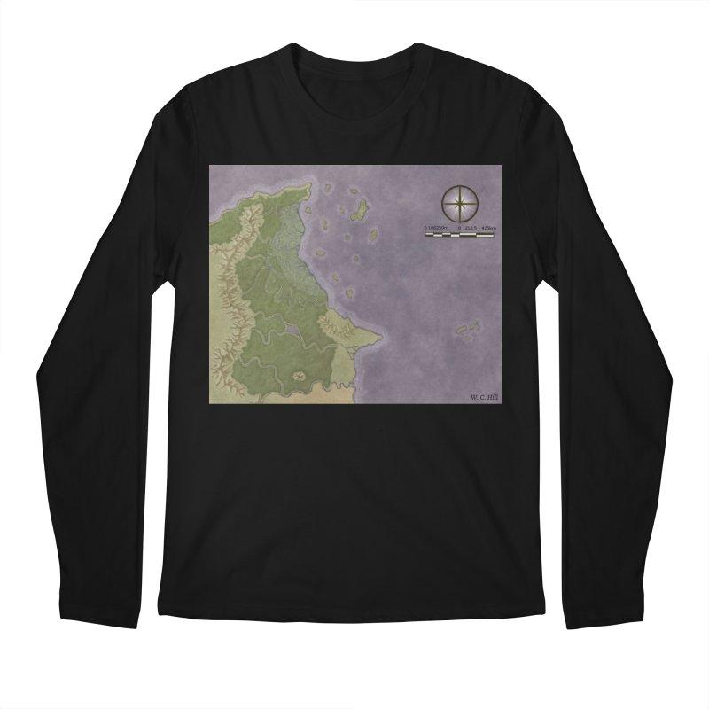 North Eastern Verlese Men's Regular Longsleeve T-Shirt by wchwriter's Artist Shop
