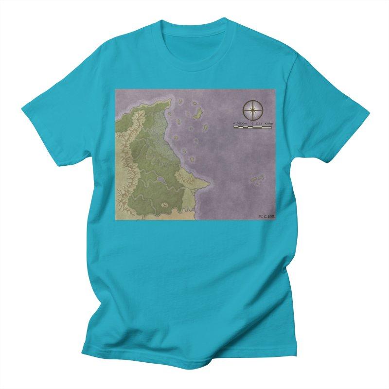 North Eastern Verlese Men's Regular T-Shirt by wchwriter's Artist Shop