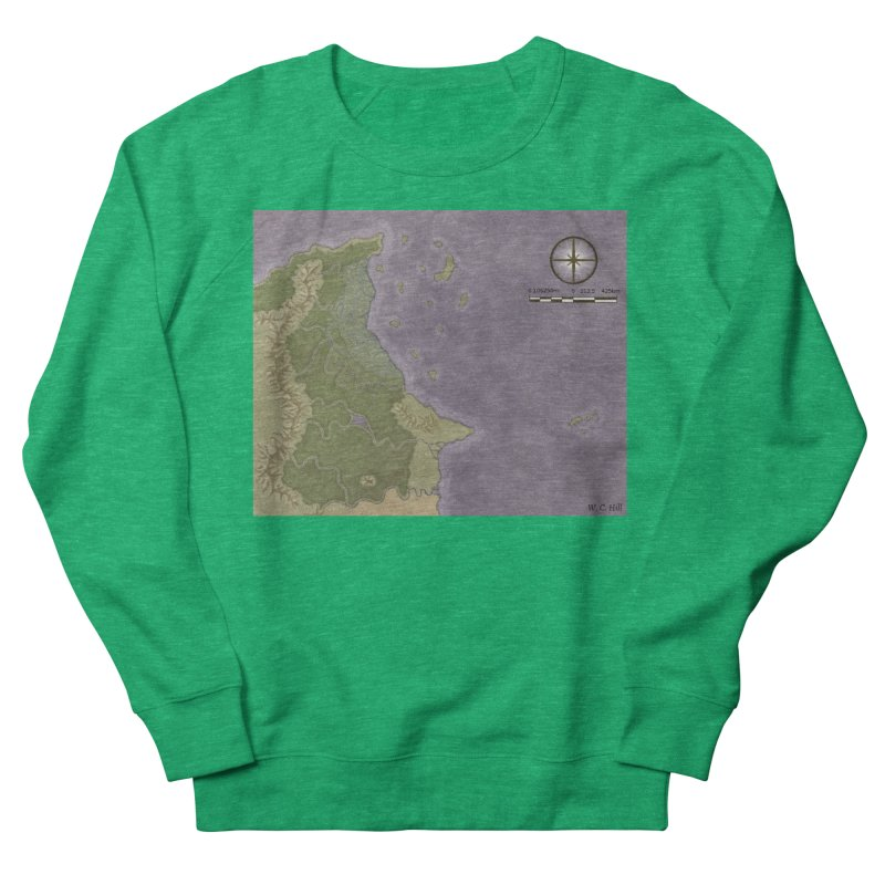 North Eastern Verlese Women's Sweatshirt by wchwriter's Artist Shop