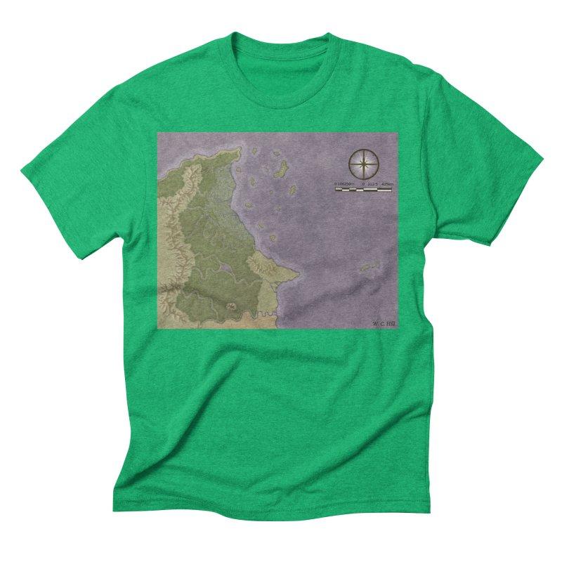 North Eastern Verlese Men's Triblend T-Shirt by wchwriter's Artist Shop