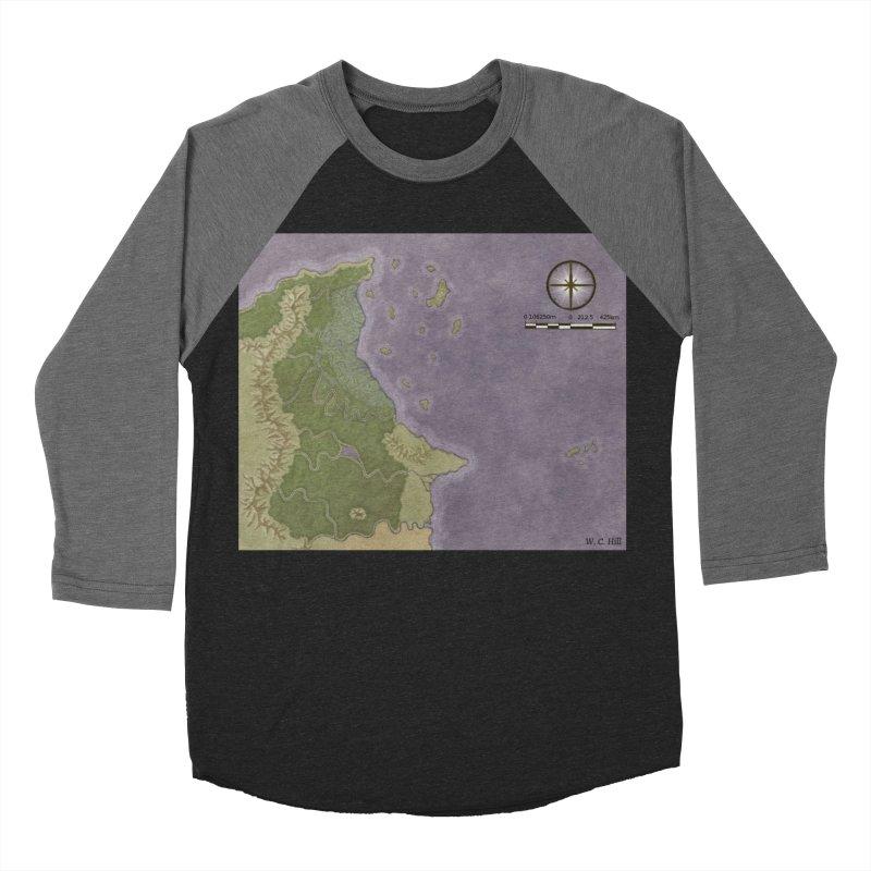 North Eastern Verlese Men's Baseball Triblend Longsleeve T-Shirt by wchwriter's Artist Shop