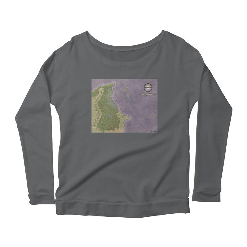 North Eastern Verlese Women's Longsleeve T-Shirt by wchwriter's Artist Shop