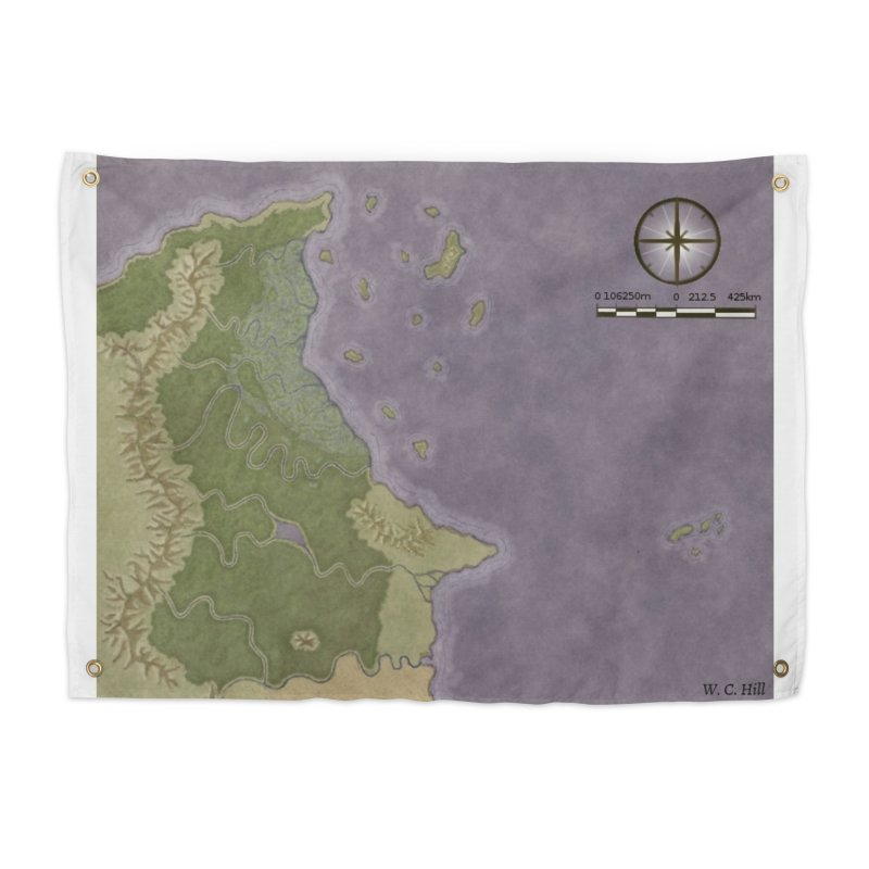 North Eastern Verlese Home Tapestry by wchwriter's Artist Shop