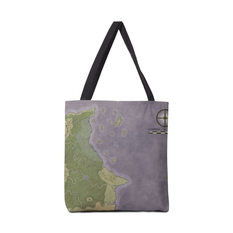 North Eastern Verlese Accessories Tote Bag Bag by wchwriter's Artist Shop