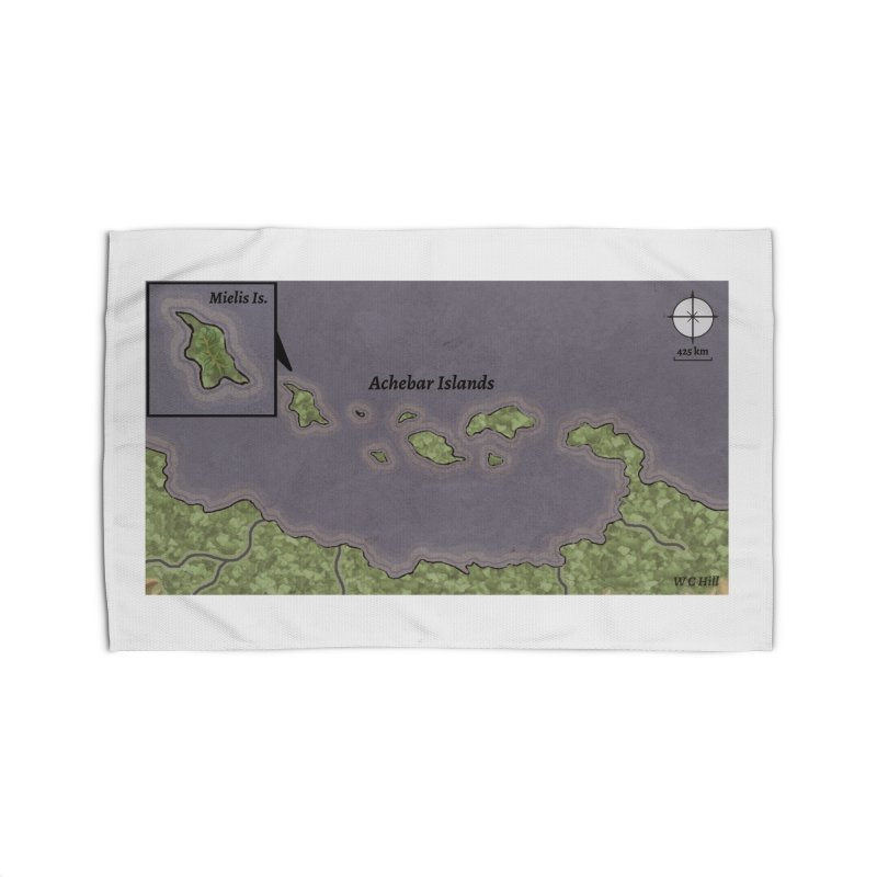Achebar Islands Home Rug by wchwriter's Artist Shop