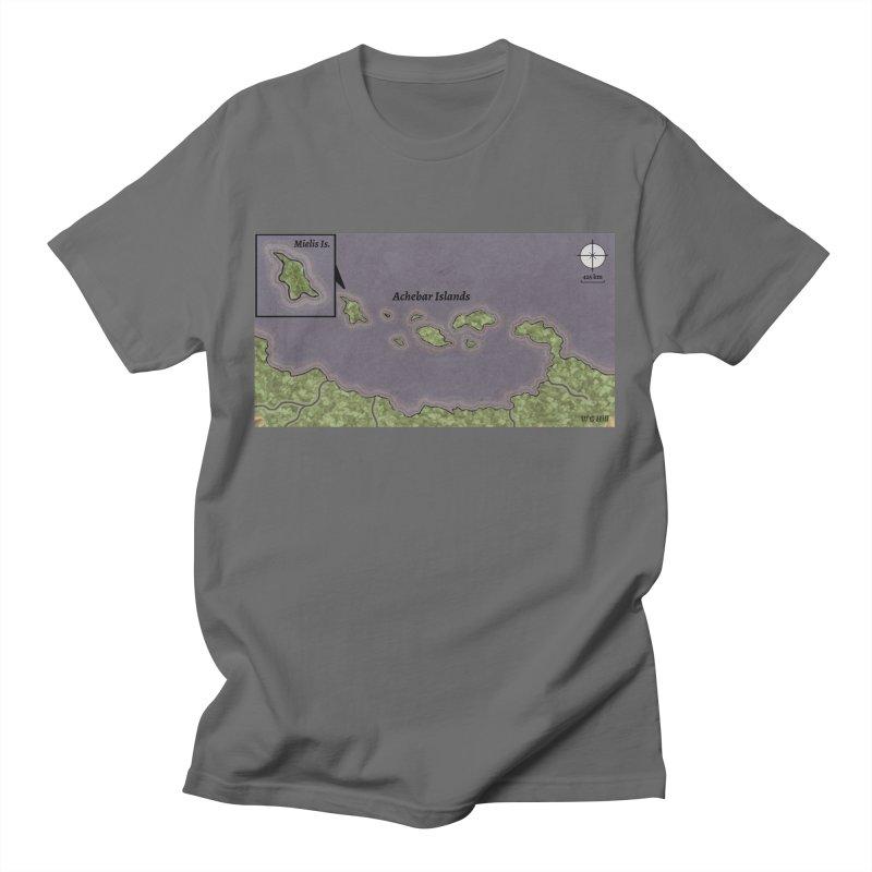 Achebar Islands Men's T-Shirt by wchwriter's Artist Shop