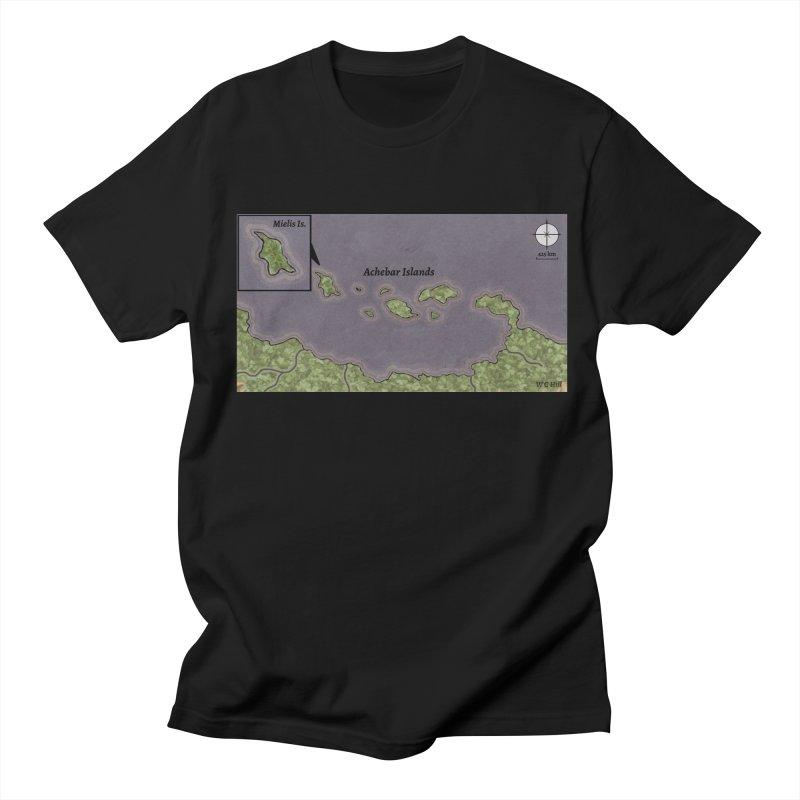 Achebar Islands Women's Regular Unisex T-Shirt by wchwriter's Artist Shop