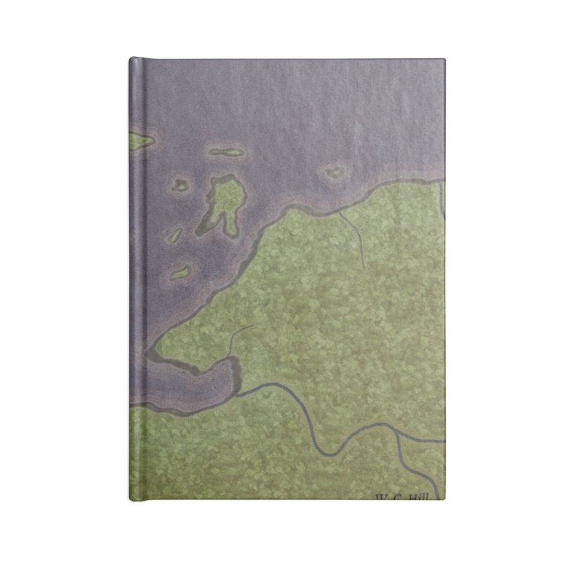 Farnos Accessories Lined Journal Notebook by wchwriter's Artist Shop