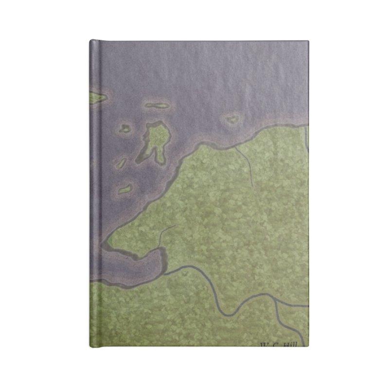 Farnos Accessories Notebook by wchwriter's Artist Shop