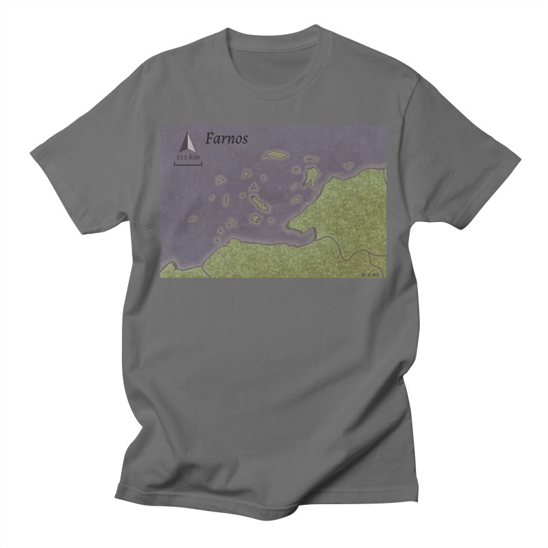 Farnos Men's T-Shirt by wchwriter's Artist Shop