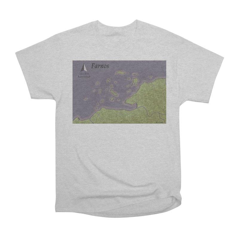 Farnos Men's Heavyweight T-Shirt by wchwriter's Artist Shop