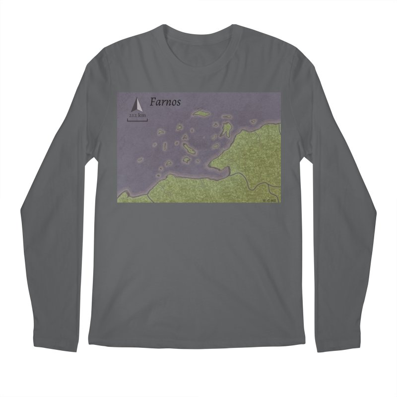 Farnos Men's Longsleeve T-Shirt by wchwriter's Artist Shop